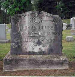 Thomas Combs