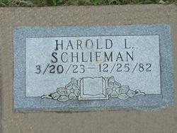 Harold Lee Schlieman
