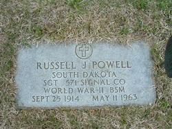 Russell Julius Powell