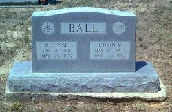 Corin V. <i>Roff</i> Ball