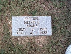Melvin E. Adams