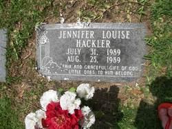 Jennifer Louise Hackler