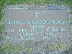 George Monroe Moore