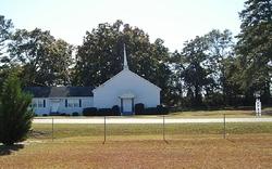 Lucy Chapel Methodist Church Cemetery