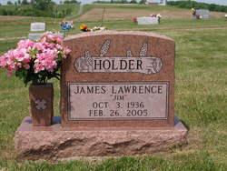 James Lawrence Jim Holder