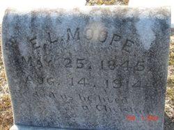 Elias Lott Moore