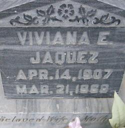 Viviana E. <i>Estrada</i> Jaquez