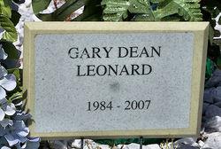 Gary Dean Leonard