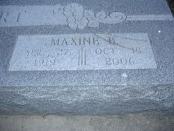 Maxine B. Hart