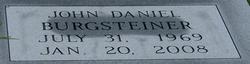 John Daniel J. D. Burgsteiner