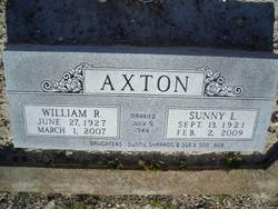 William R. Bill Axton