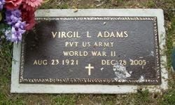 Virgil Lowell Adams