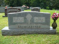John N Baumgartner, Sr