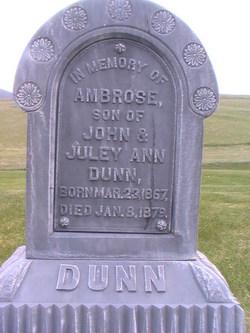Ambrose Dunn