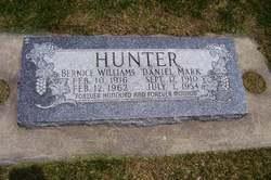 Bernice <i>Williams</i> Hunter