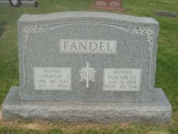 Elizabeth <i>Weber</i> Fandel