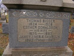 Esther <i>Donaldson</i> Bigger