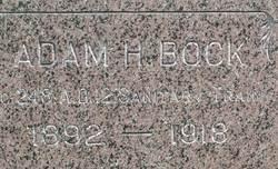 Corp Adam Henry Bock