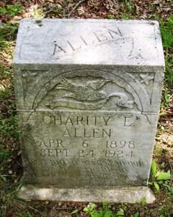 Charity E. <i>Paris</i> Allen