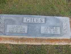 Gladys <i>Chilton</i> Giles