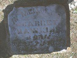 Garret Hawkins