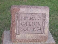 Thelma <i>Hawkins</i> Chilton