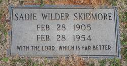 Sadie Wilder <i>Farrington</i> Skidmore