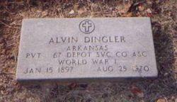 Alvin Fletcher Dingler