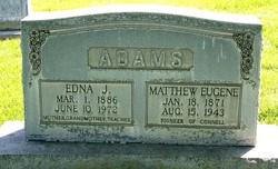 Mathew Eugene Adams