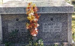 Robert <i>Ulysses</i> Burke