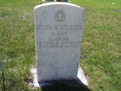 John Henry Hirschi