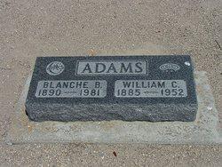Blanche B Adams