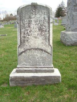 Mary Ann <i>Hower</i> Evans