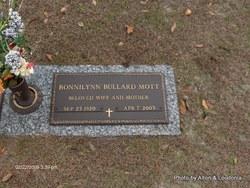 Bonnilynn Bullard Mott