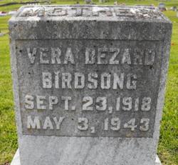 Vera <i>Bezard</i> Birdsong