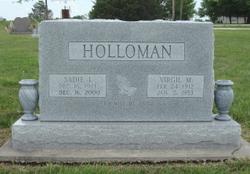 Virgil Mabron Holloman, III