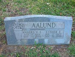Esther Felicitas <i>Befeld</i> Aalund