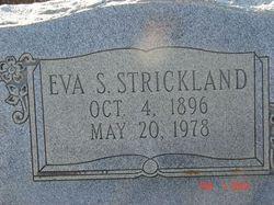 Eva S. Strickland