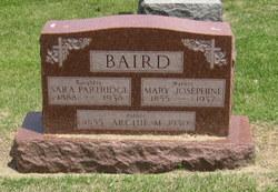 Sara <i>Partridge</i> Baird