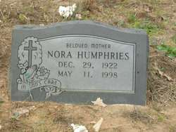 Nora Humphries