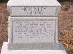 Grace <i>McKinley</i> Anderson