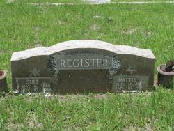 Hattie <i>Stephens</i> Register