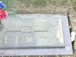 Pearl Estella <i>Ray</i> Bridgett