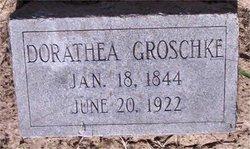 Dorathea Doretta <i>Schmidt</i> Groschke