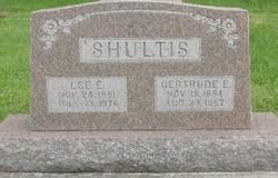 Lee Enoch Shultis