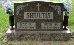 Max E Shultis