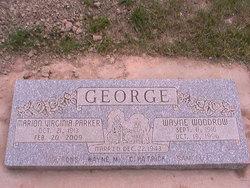 Marion Virginia <i>Parker</i> George