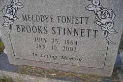 Melodye Toniett <i>Brooks</i> Stinnett