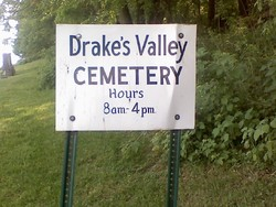 Drake Valley Cemetery