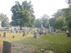 Bruceville Cemetery